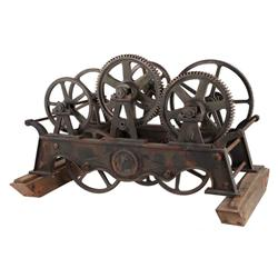 Big Ben clock mechanics miniature from Kate & Leopold