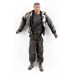 "Arnold Schwarzenegger ""Terminator"" puppet from Terminator 3: Rise of the Machines"