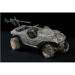 """Warthog vehicle from Halo 3 """"Believe"""" advertising campaign"""