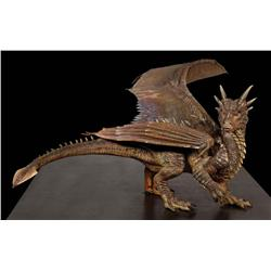 Draco final hero large maquette from DragonHeart