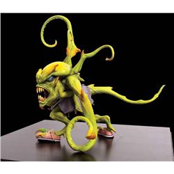"""""""Lizzie"""" monster maquette from My Favorite Martian"""