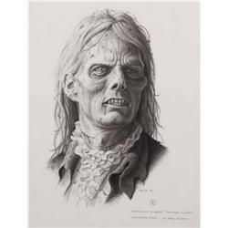 "Conceptual drawing of Tom Cruise as ""Lestat"" from Interview with the Vampire"