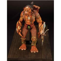 Archer hero rod puppet from Small Soldiers