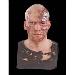 Sam Worthington makeup effects study from T4: Salvation