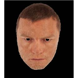 "Sam Worthington ""Marcus"" stunt mask from T4: Salvation"