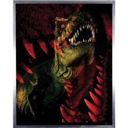 Collection of nine Stan Winston Studio oversize Cibachrome prints of his most iconic creations