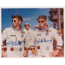 Charles Conrad and Richard Gordon
