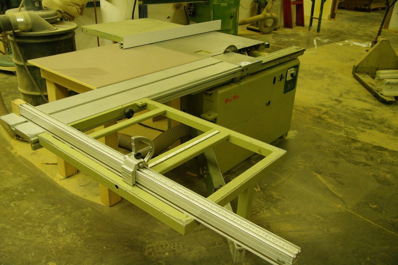 Scm Mini Max Sc/3 Sliding Table Saw