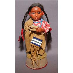 CLAY BODIED DOLL