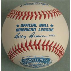 1991 Comiskey Park Inaugural Year Baseball White Sox