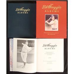 Complete The Joe DiMaggio Albums Baseball Yankees