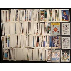 400+ Baseball Cards 1962 NL ERA Leaders 1973 Rod Carew
