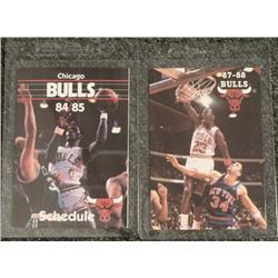 1984-85 1987-88 Michael Jordan Chicago Bulls Schedules