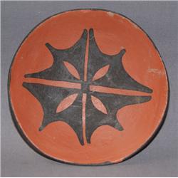 SANTO DOMINGO POTTERY PLATE