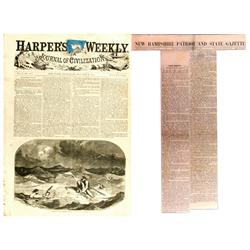 Oct. 3  1857 - Central America Steamship Wreck Articles :