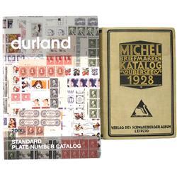 1928-2000 - Stamp Catalogs :