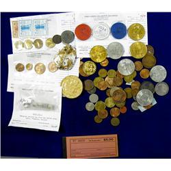 1950-Present - Token and Coin Grab Bag :