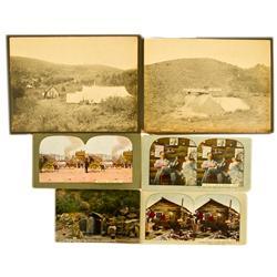 AK - 1896 - Miscellaneous Mining Photography :