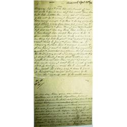Skagway,AK - Skagway Hoonah Angoon County - 1901 - Skagway, Alaska Mining Letter :