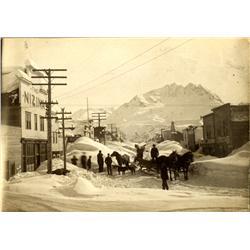 Valdez,AK - Valdez-Cordova County - c1895 - Valdez Photograph :