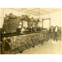 CA - Bartlett Saloon Photograph :