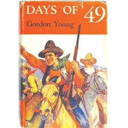 CA - 1939 - Days of '49, Publication :