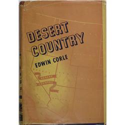 CA - 1941 - Desert Country, Publication :