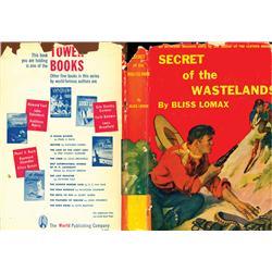 CA - 1946 - Secret of the Wastelands, Book :