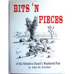 Mohave County,CA - 1995 - Bits 'n Pieces of the Mohave Desert's Weathered Past :