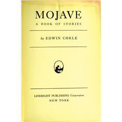 Mohave County,CA - 1934 - Mojave A Book of Stories :