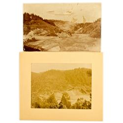 Nevada City,CA - Nevada County - no date - Mining Photographs :