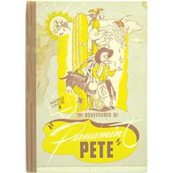 Randsburg,CA - Kern County - 1947 - 101 Adventures of Panamint Pete, Publication :