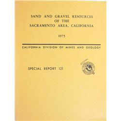 Sacramento,CA - 1975 - Sand and Gravel Resources of the Sacramento Area… :