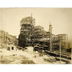 Bellvue,CO - Larimer County - October 4, 1920 - Construction Photograph :