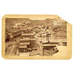 Black Hawk,CO - Gilpin County - Mining Town Scene Photograph :