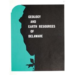 DE - c1970 - Geology and Earth Resources of Delaware :