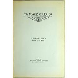 Elmore County,ID - Black Warrior Mine Pamphlet :