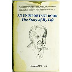 NM - 1907 - An Unimportant Book: The Story of My Life :