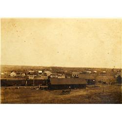 Nara Visa,NM - Quay County - c1902 - Town View Photograph :