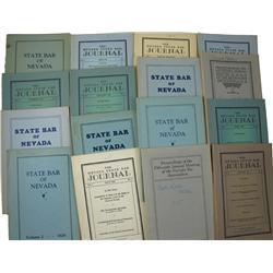 NV - Bar Association Publications :