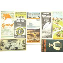 NV - 1914-1946 - Classic Nevada Maps :