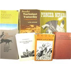 NV - 1940-2001 - History and Novel Books (7) :