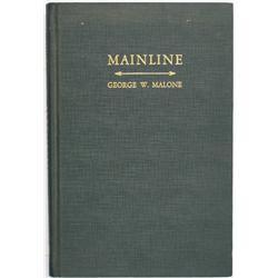 NV - 1958 - Mainline, Book :