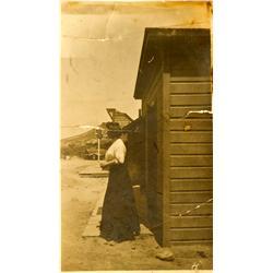 NV - c1900-1920 - Miss Mackey Snapshot :