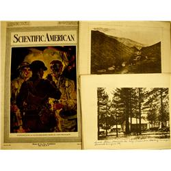 NV - 1940s-1950s - Nevada and California Magazine Articles and Clippings :
