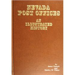 NV - 1983 - Nevada Post Offices, An Illustrated History :