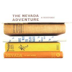 NV - 1940-1981 - Nevada Themed Books :
