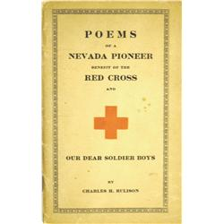 NV - March 17, 1918 - Poems of a Nevada Pioneer Book :