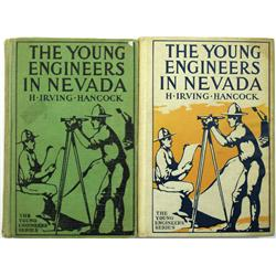 NV - 1912-1913 - Young Engineers in Nevada, Two Book Set :