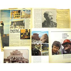 Aurora,NV - Mineral County - 1940-1980 - Assorted Nevada Periodical Articles :